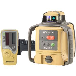 Topcon RL-H4C Rotary Laser Level by