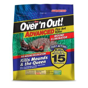 Roundup 10 lbs  Lawns Bug Destroyer-438540405 - The Home Depot