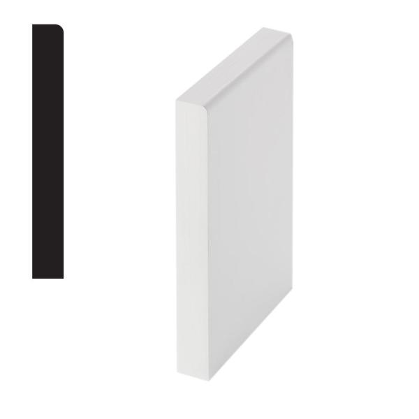 Timeless Craftsman 13/16 in. x 4-3/4 in. x 7-3/4 in. Primed MDF Plinth Block Moulding