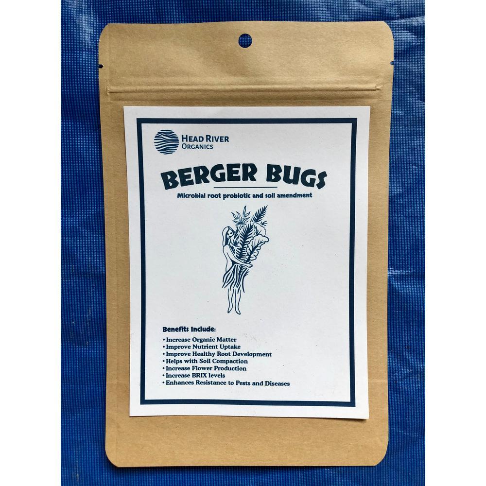 8 Oz. Microbial Root Probiotic/Soil Amendment
