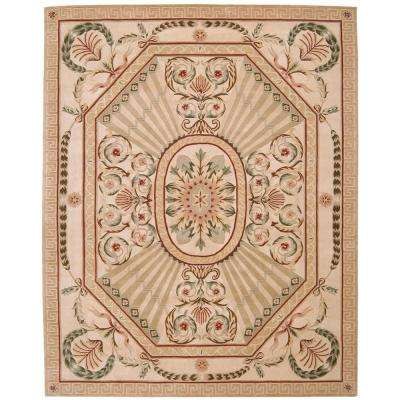 Versailles Palace Blush 8 ft. x 11 ft. Area Rug