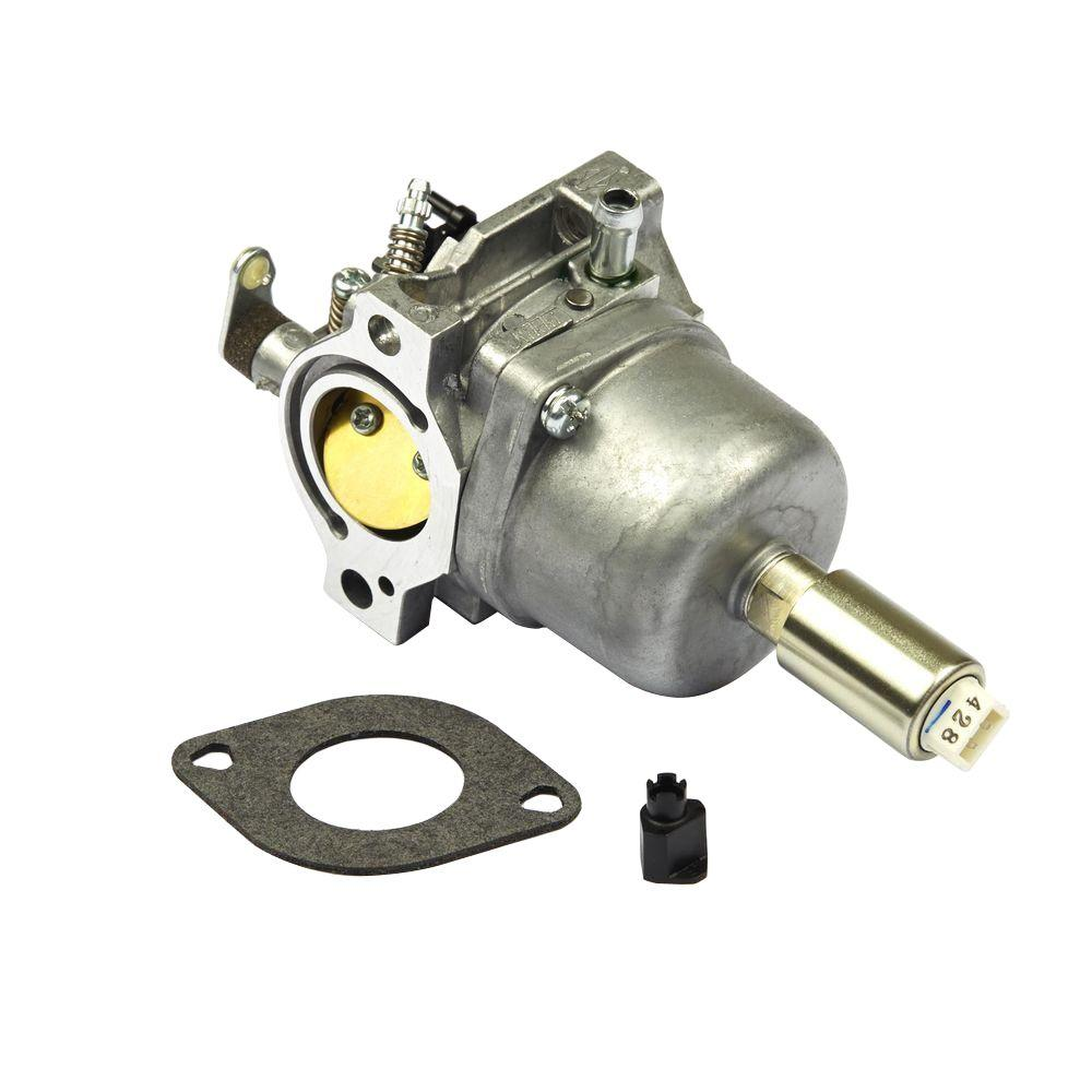 Briggs Stratton Carburetor 799727 The Home Depot And Parts Diagram