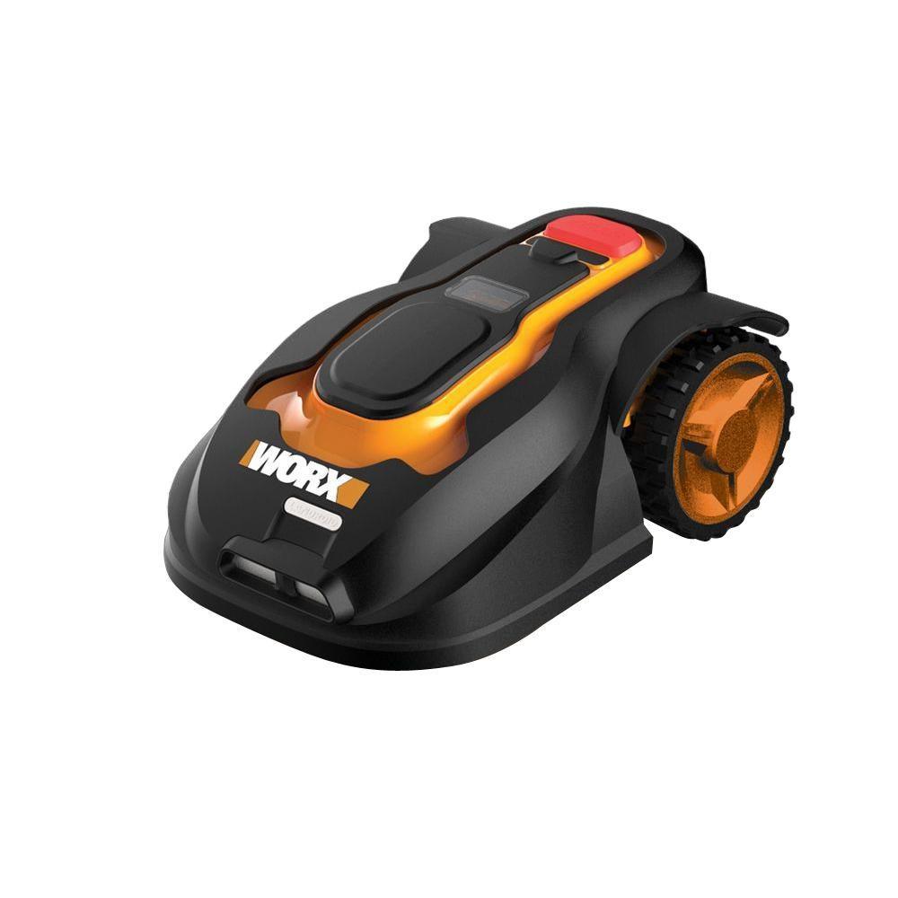 WORX 7 in. Landroid Robotic Lawn Mower