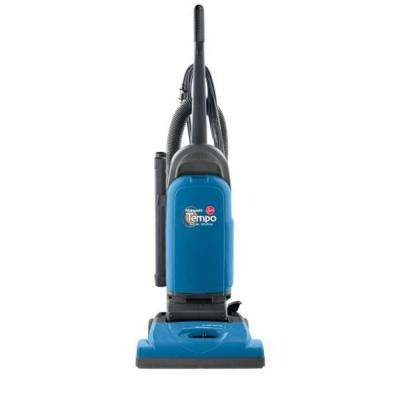 Tempo Widepath Bagged Upright Vacuum Cleaner