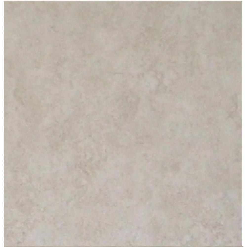 Trafficmaster Sahara 12 In X 12 In Beige Ceramic Floor