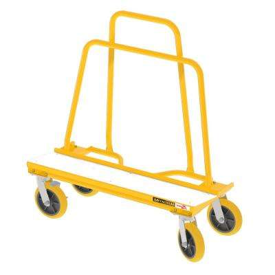 2000 Series Residential Welded Drywall Cart with 2000 lbs. Load Capacity