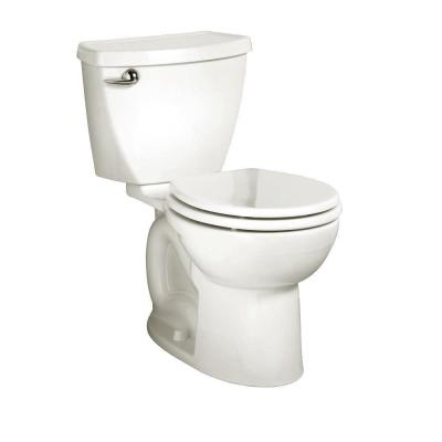 Cadet 3 Powerwash 2-piece 1.28 GPF Single Flush Round Toilet in White, Seat Not Included