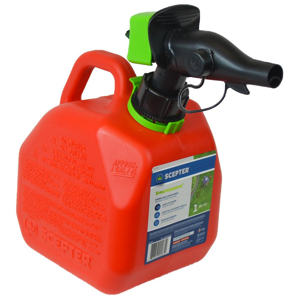Scepter Scepter 1 Gal. Smart Control Gas Can