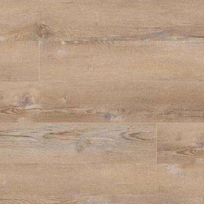Woodlett Oak Bluff 6 in. x 48 in. Glue Down Luxury Vinyl Plank Flooring (36 sq. ft. / case)