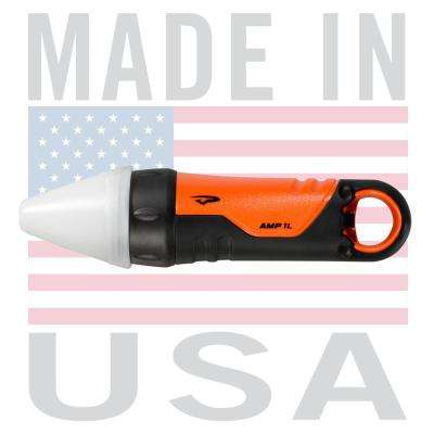1 Amp LED Flashlight with Area Light and Bottle Opener