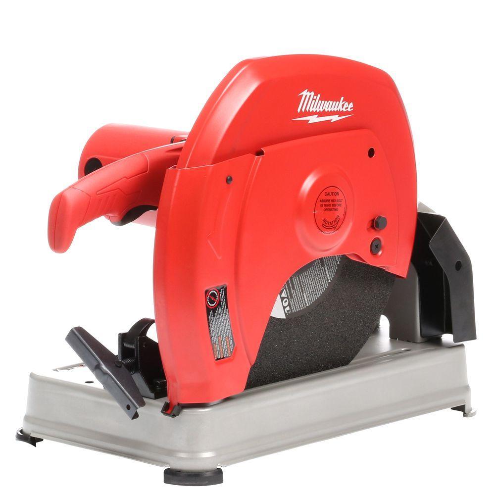 Milwaukee 14 in. 15 Amp Abrasive Cut-Off Machine