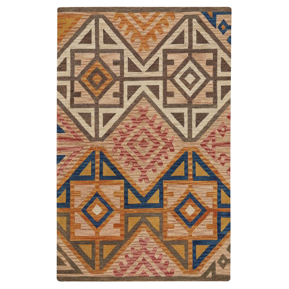 Capel Shakta Dakota Multitone 5 ft. x 8 ft. Area Rug Capel Shakta Dakota Multitone 5 ft. x 8 ft. Area Rug