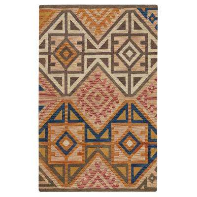 Shakta Dakota Multitone 5 ft. x 8 ft. Area Rug