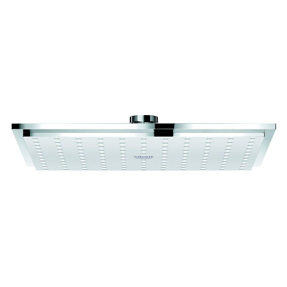 Grohe Rainshower Allure 210 1 Spray 9 In Fixed Showerhead In