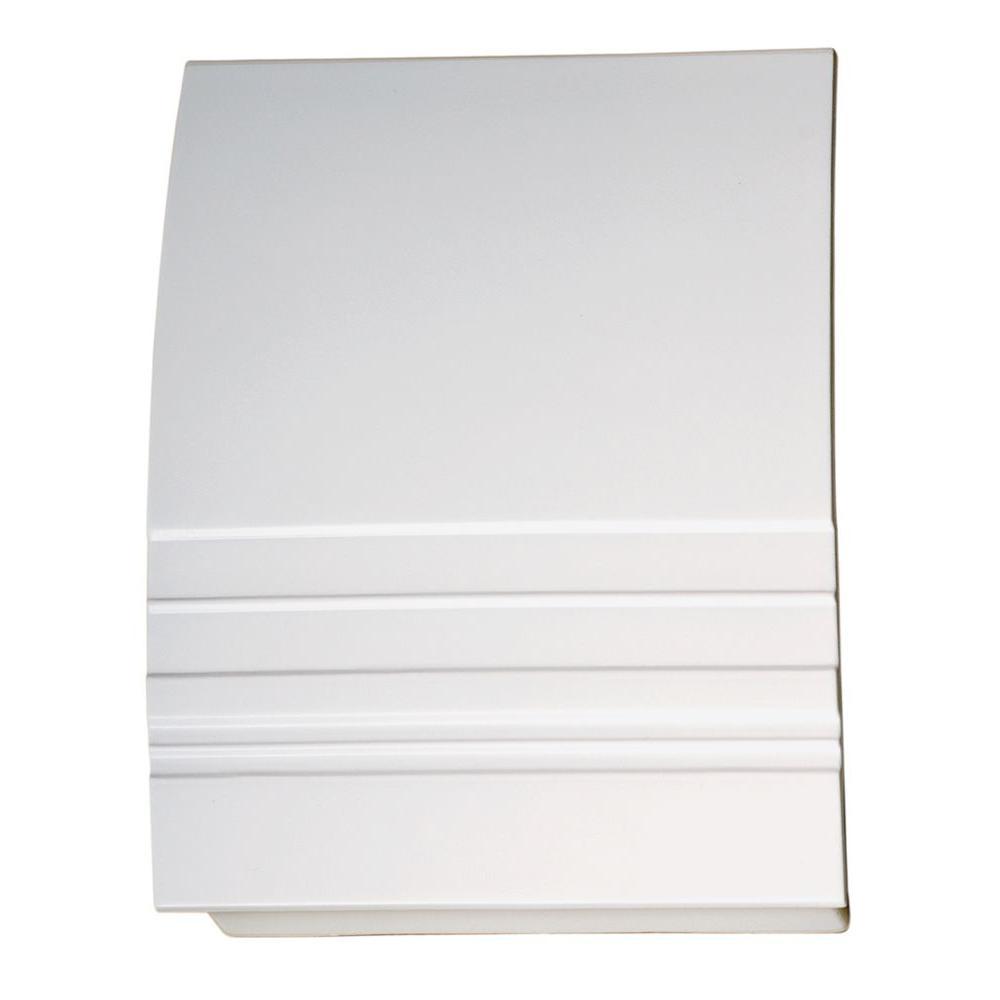 Honeywell Decor Design Wired Door Chime, White