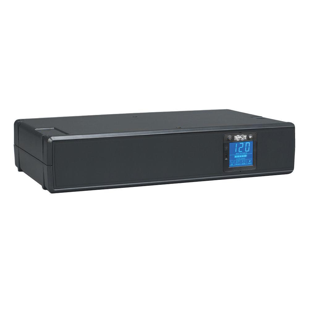 1500VA 900-Watt UPS Smart Rackmount To-Watter LCD AVR 120-Volt USB DB9 RJ45