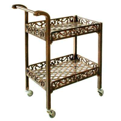 Mississippi Patio Service Cart