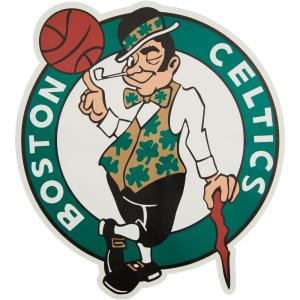 buy popular 440c6 93dbe Applied Icon NBA Boston Celtics Outdoor Logo Graphic- Small ...