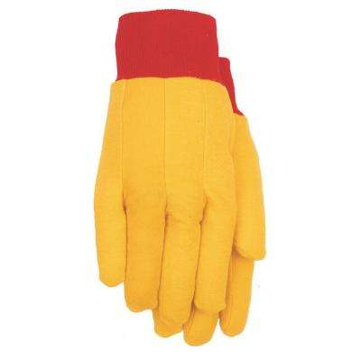 Yellow Chore Gloves (6-Pack)