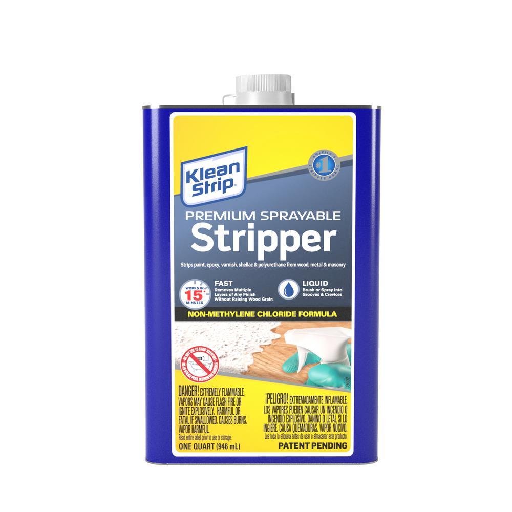 Klean-Strip 1 qt. Sprayable Remover and Stripper