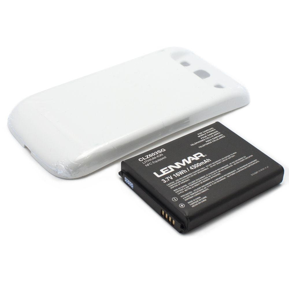 Lenmar Lithium Ion 4300mAh/3.7-Volt Mobile Phone Replacem...
