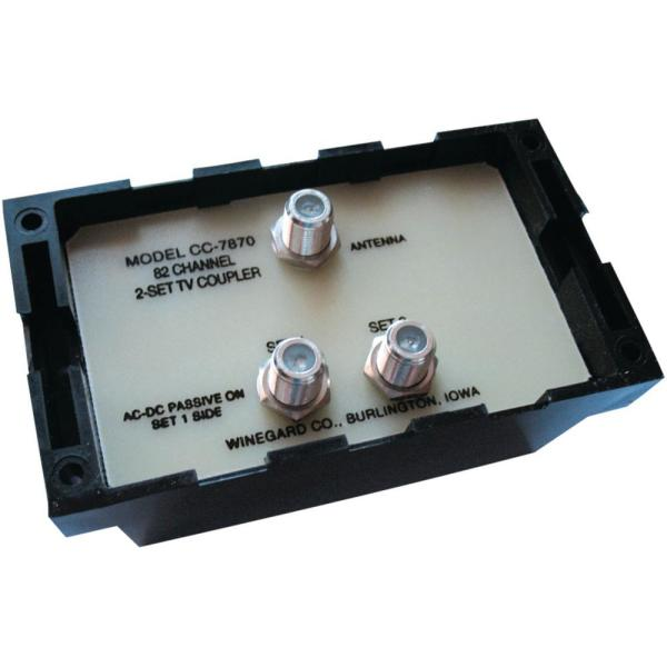 All Channel Coupler