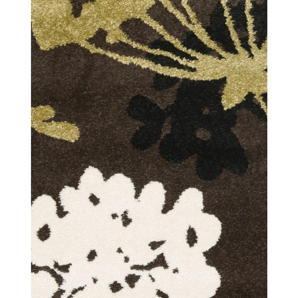 Porcello Brown/Green 2 ft. x 3 ft. 7 in. Area Rug