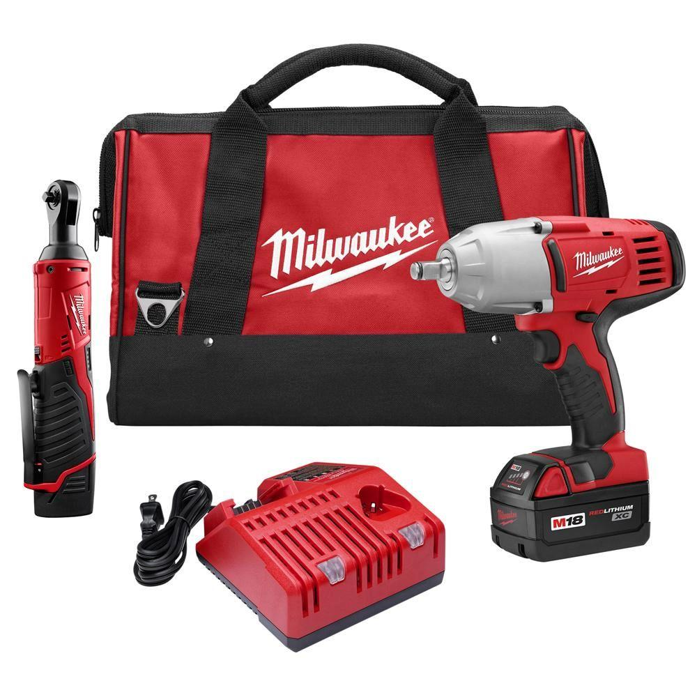 Milwaukee m12 and m18 12 volt 18 volt lithium ion cordless for Best impact windows reviews