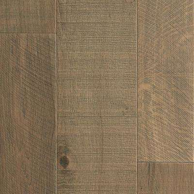 French Oak Half Moon 3/8 in. T x 4 in. and 6 in. W x Varying L Engineered Click Hardwood Flooring(793.94 sq. ft./pallet)