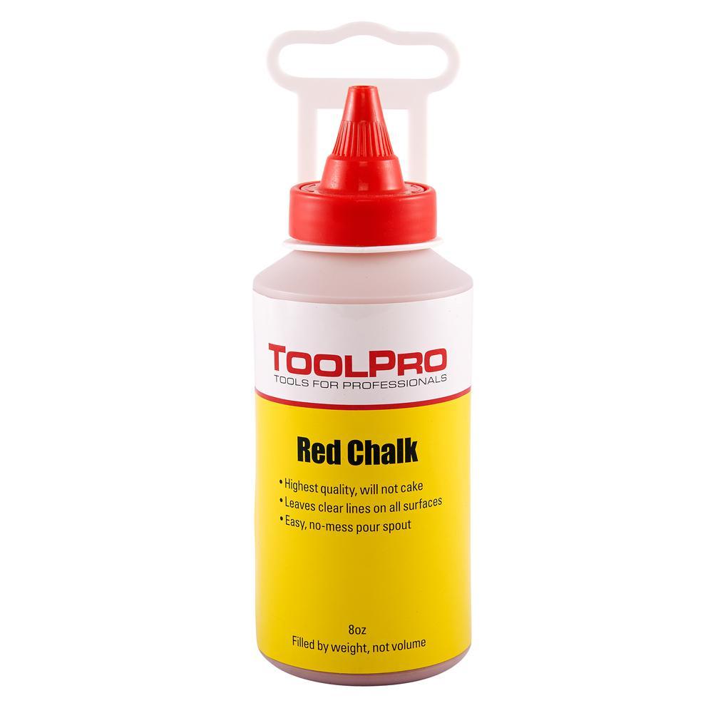 8 oz. Red Chalk Refill