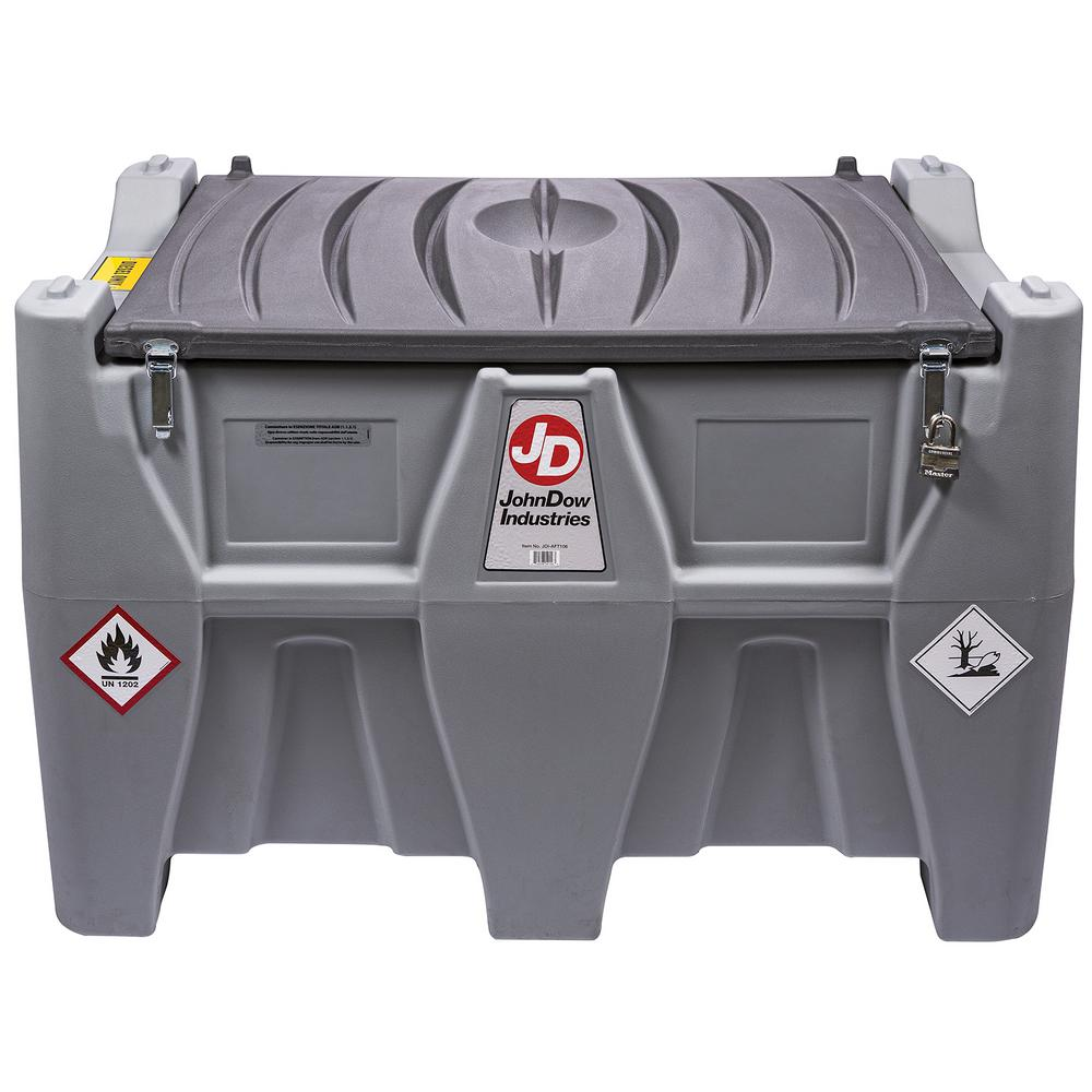 106 Gal. Auxiliary Fuel Tank
