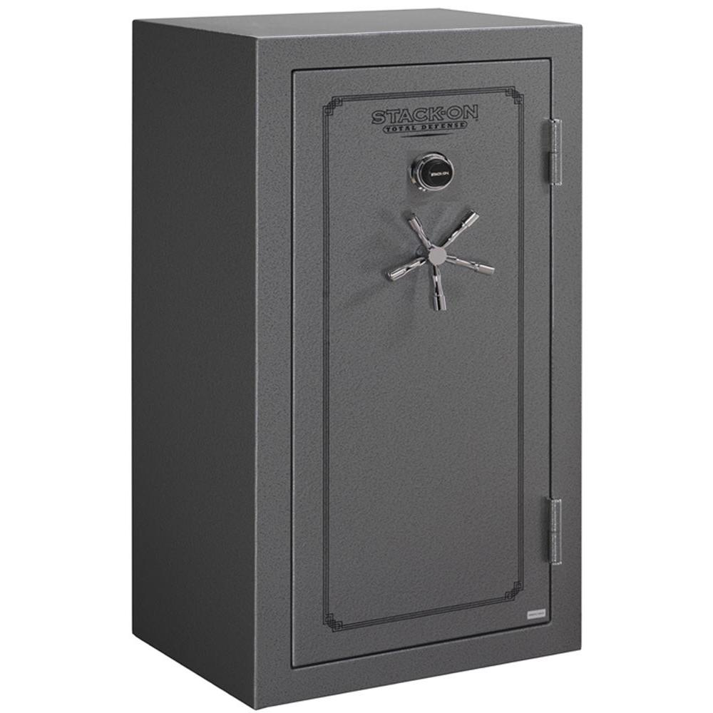 Total Defense 28 Gun Fire/Waterproof Safe with Combination Lock