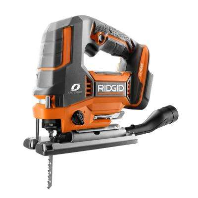 18-Volt OCTANE Cordless Brushless Jig Saw (Tool Only)