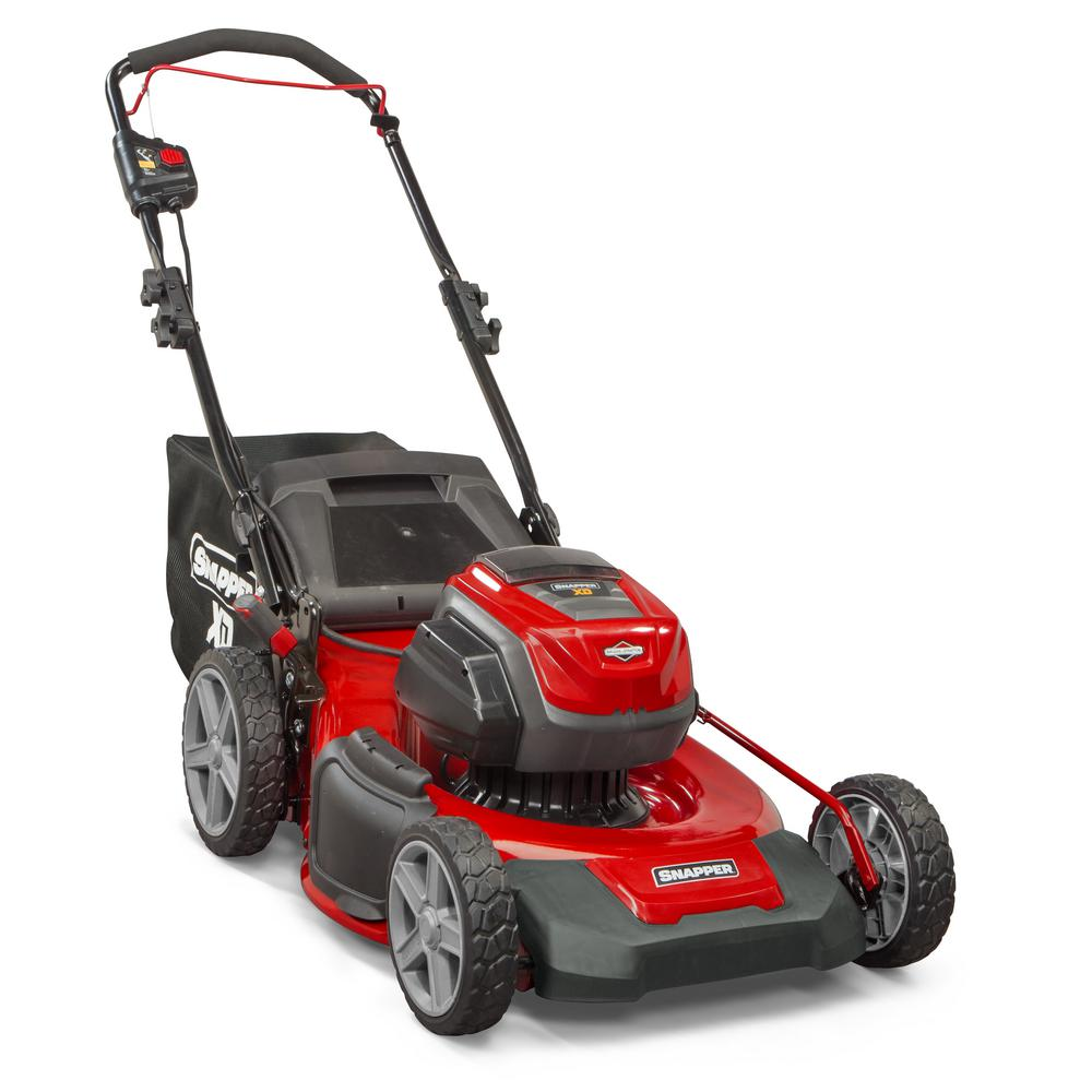 Snapper Inc XD 21 in. 82-Volt Lithium-Ion Electric Cordle...