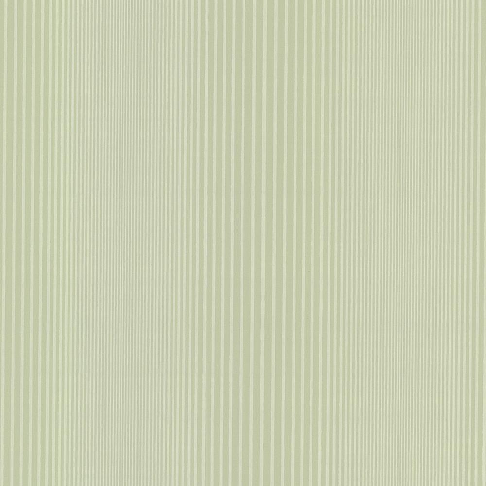 Green Alpha Ombre Stripe Wallpaper Sample