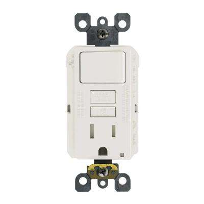Gfci Combo Switch Electrical Outlets Receptacles Wiring