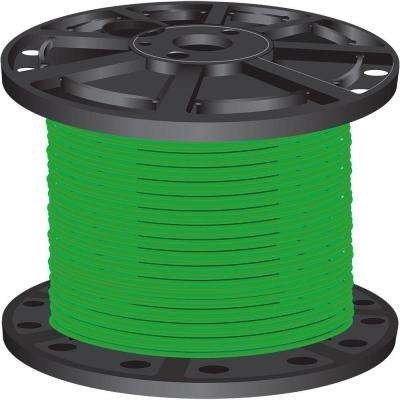 500 ft. 10 Green Stranded CU XHHW Wire