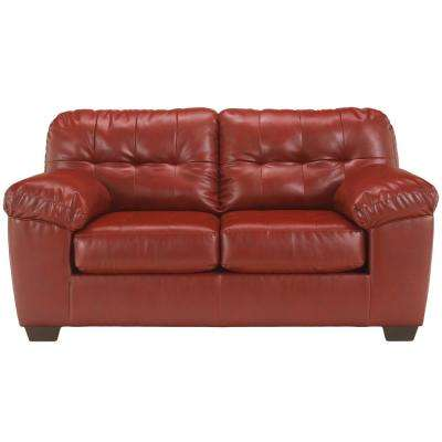 Signature Design by Ashley Alliston Salsa DuraBlend Loveseat