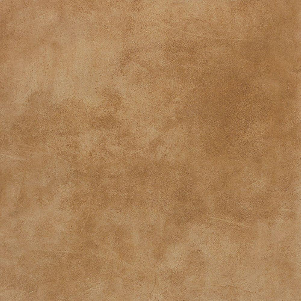 Daltile Veranda Gold 6-1/2 in. x 6-1/2 in. Porcelain Floor and Wall Tile (9.16 sq. ft. / case)
