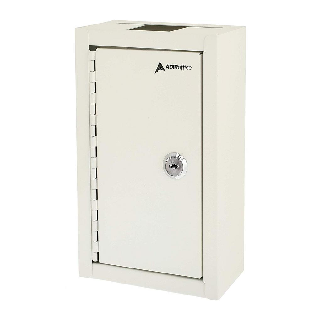 Adiroffice Commercial Grade Large Storage Key Drop Box