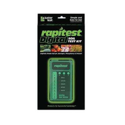Rapitest Digital Soil Testing Kit