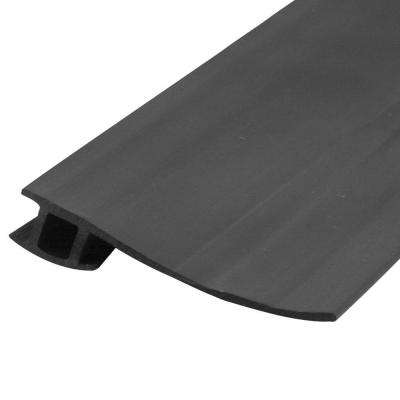 Bug Seal 84 in., 1-3/4 in. X 5/16 in. X 1/2 in., Black