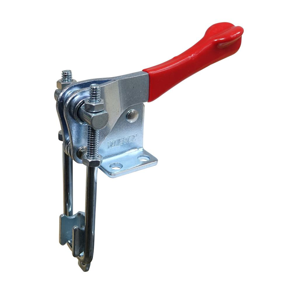 1000 lb. Number-334 Vertical Latch-Action Toggle Clamp