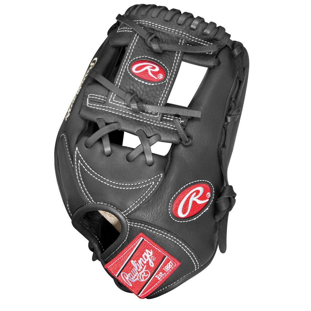 null 11.75 in. Baseball Glove Gold Gamer-DISCONTINUED