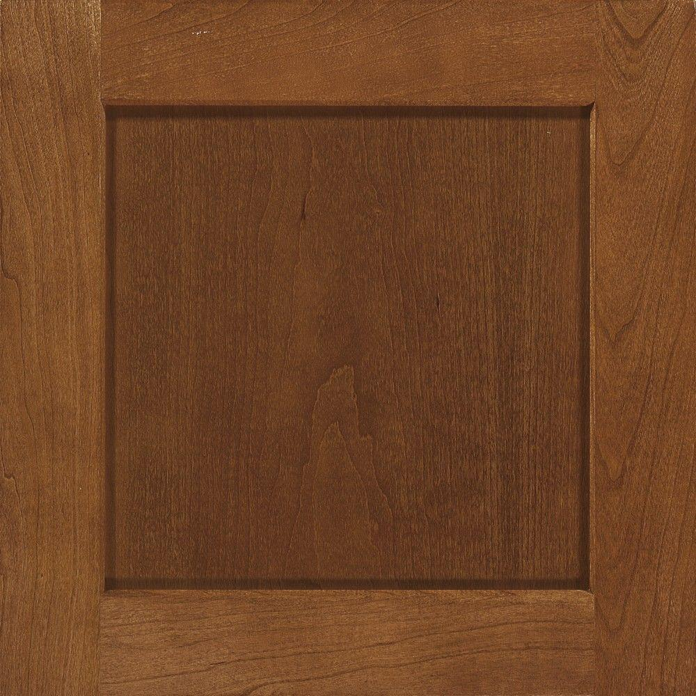 Thomasville 14.5x14.5 in. Cabinet Door Sample in Cottage Brierwood