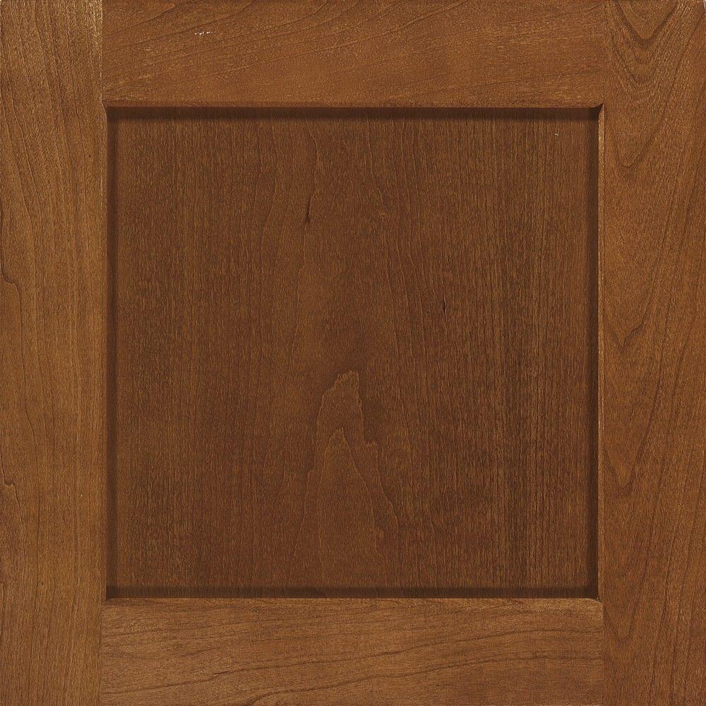 14.5x14.5 in. Cabinet Door Sample in Cottage Brierwood