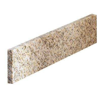 20 in. Granite Sidesplash in Golden Hill