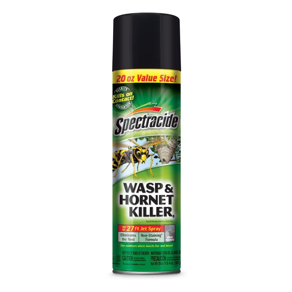 20 oz. Wasp and Hornet Aerosol Spray Killer