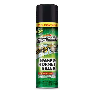 20 oz. Wasp and Hornet Aerosol Spray Killer