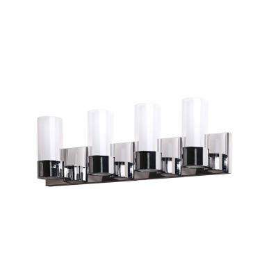 Martigny 4-Lights Chrome Bath Light